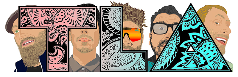 """TLA (members of) The Shins and The Pleased beat driven synthwave """"40 Years"""" (Official Video)"""