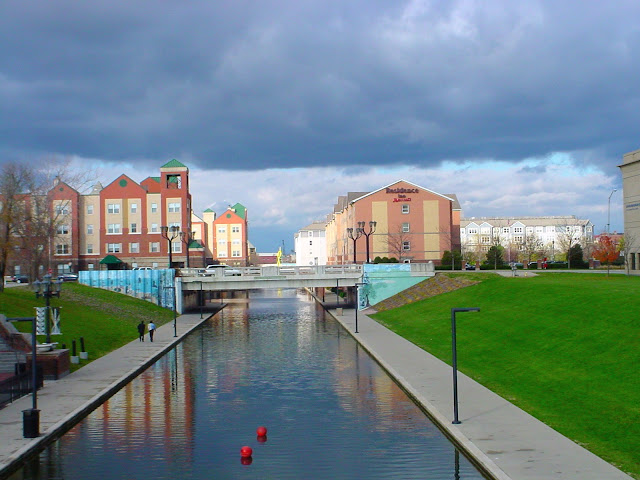 Indy Canal Walk