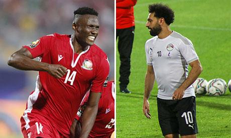 نتيجة مباراة مصر وكينيا اليوم 25 مارس 2021 تصفيات كأس امم افريقيا