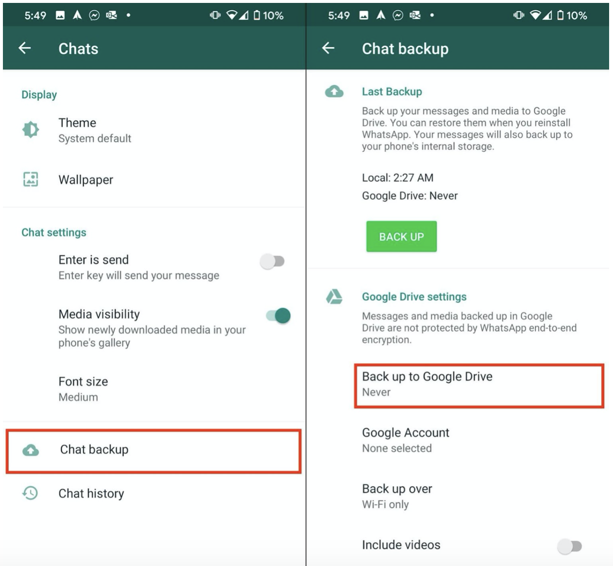 How-to-move-whatsapp-chats-from-iOS-to-android-9