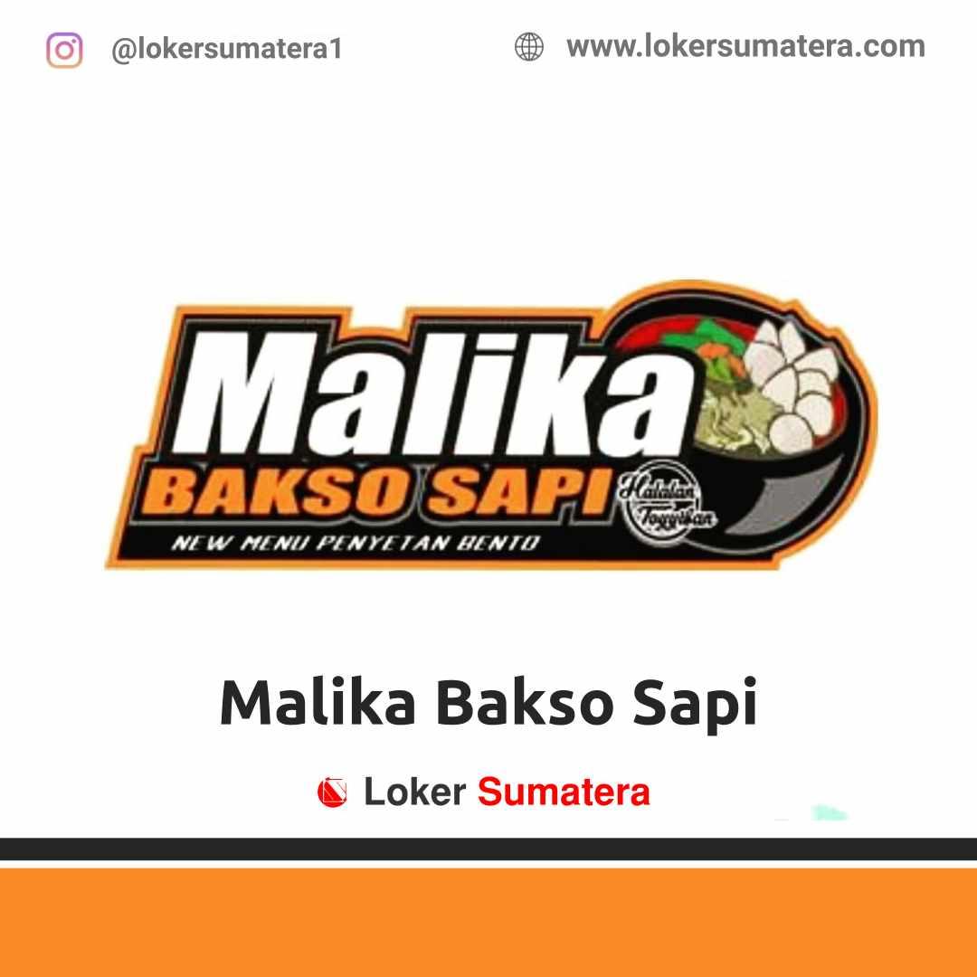 Lowongan Kerja Pekanbaru: Malika Bakso Sapi April 2021