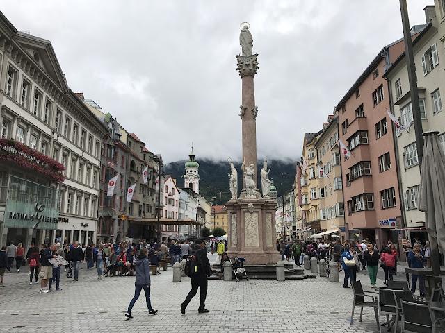 Shopping in Innsbruck