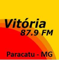 Rádio Vitória FM 87,9 de Paracatu MG