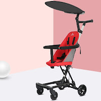 Kursi Dorong Bayi Exotic ET-LW112 magic stroller