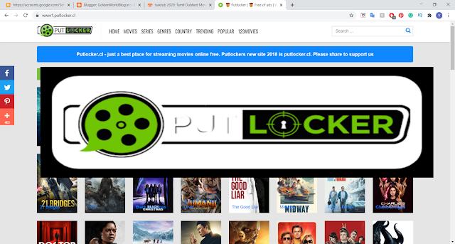 Putlocker 2020: Watch and Download HD Movies Putlocker Website for Free, Television Series