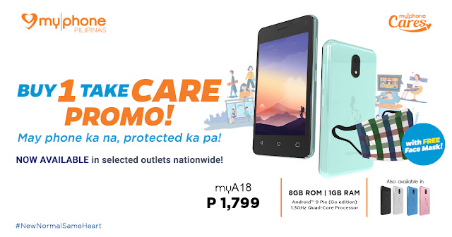 MyPhone bundles affordable smartphone with extra protection