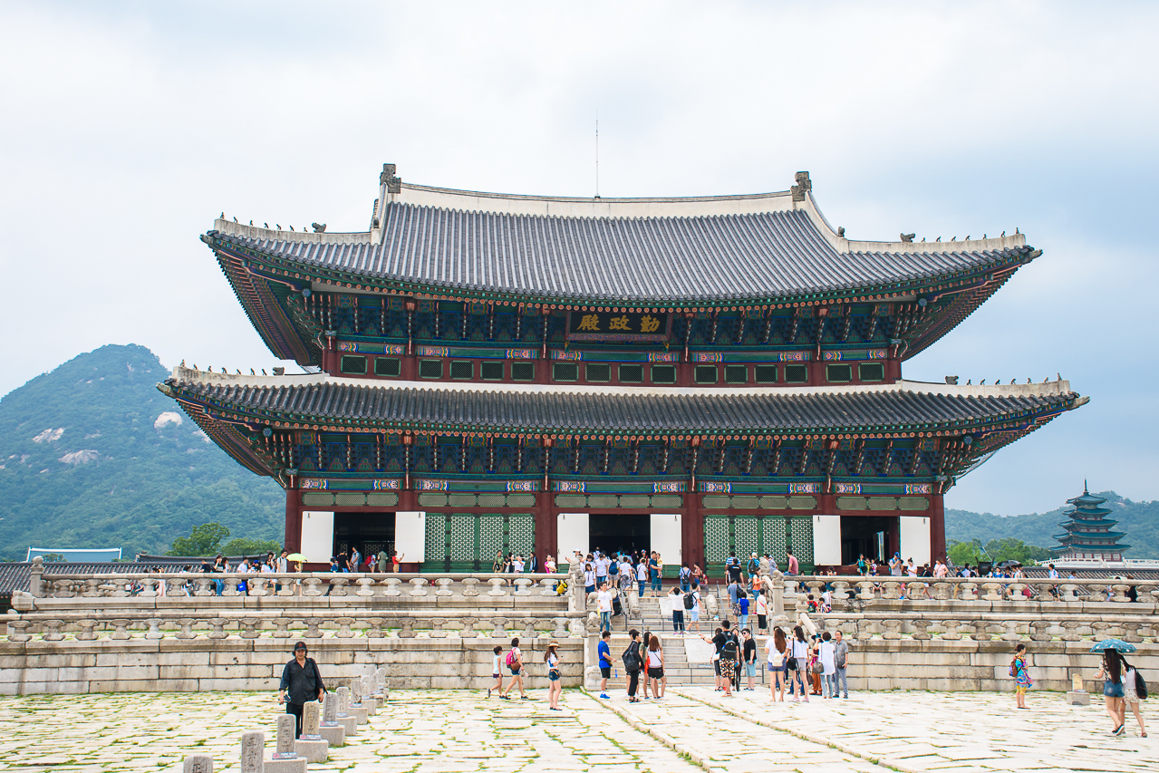 northern palace in seoul