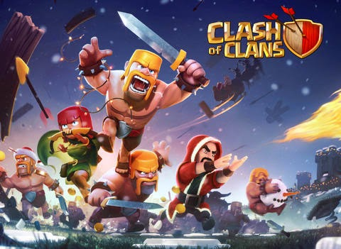Tips Bermain Clash Of Clans Terbaru ~ akhirnya nemu