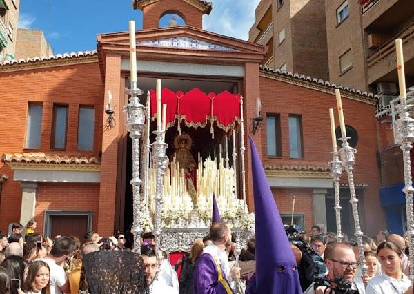 Estas son las (pocas) novedades de la inminente Semana Santa de Granada