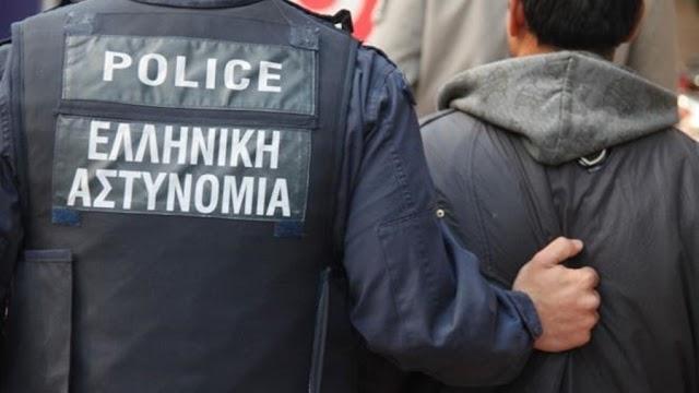 ΠΑΞΟΙ: Συνελήφθη με καταδικαστική απόφαση του Τριμελούς Πλημ/κείου Αθηνών για χρέη στο Δημόσιο