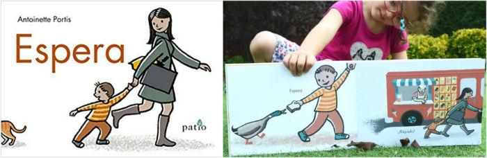 cuentos infantiles inpiracion filosofia educacion montessori espera patio editorial