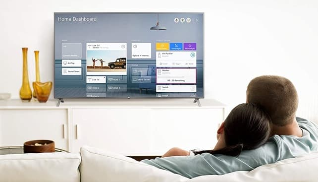 LG 43UN7100ALEXA: Smart TV 4K de 43'' con Alexa, sonido Ultra Surround y software webOS 5.0