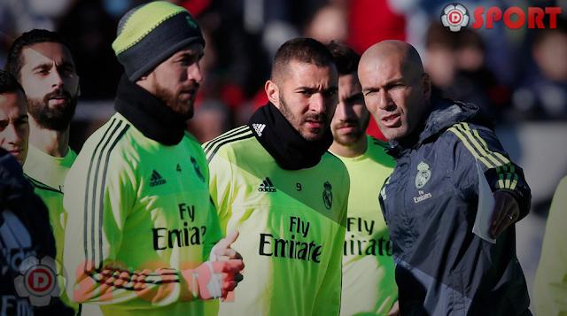 تشكيلة ريال مدريد لمواحهة سبورتينغ لشبونة ، تحمل مفاجأة للاعبين