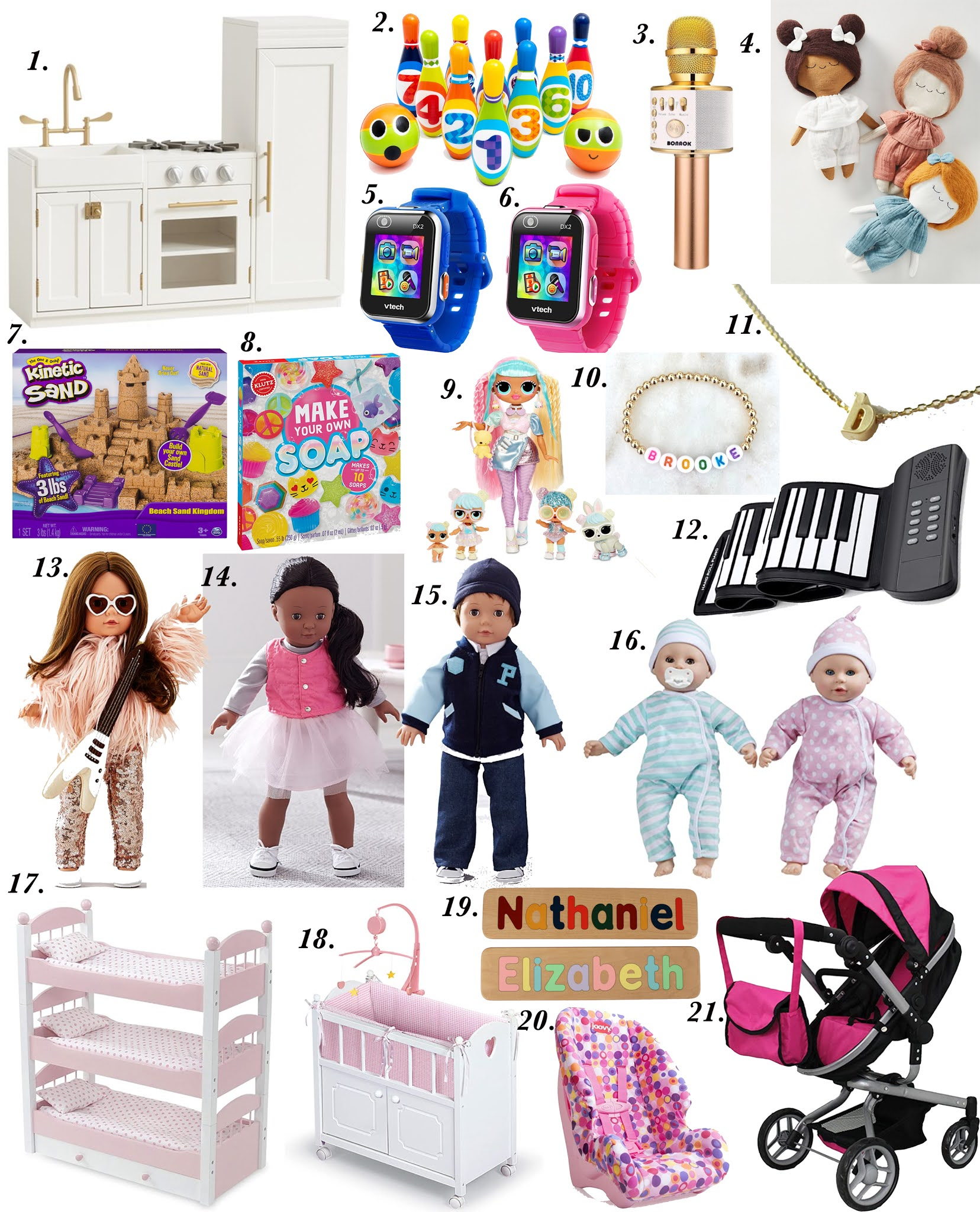 Gifts For Kids 2020 - Something Delightful Blog #GiftIdeas #GiftsForKids #KidsGiftIdeas #GiftIdeas2020