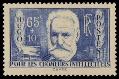 France Intellectuals Relief Fund- Victor Hugo