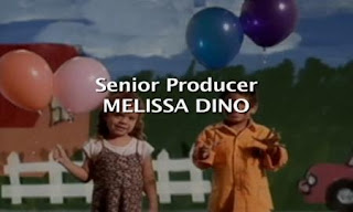 The credits include the song Birthday Emoticons sung by John Pizzarelli. Sesame Street Elmo and Abby's Birthday Fun.