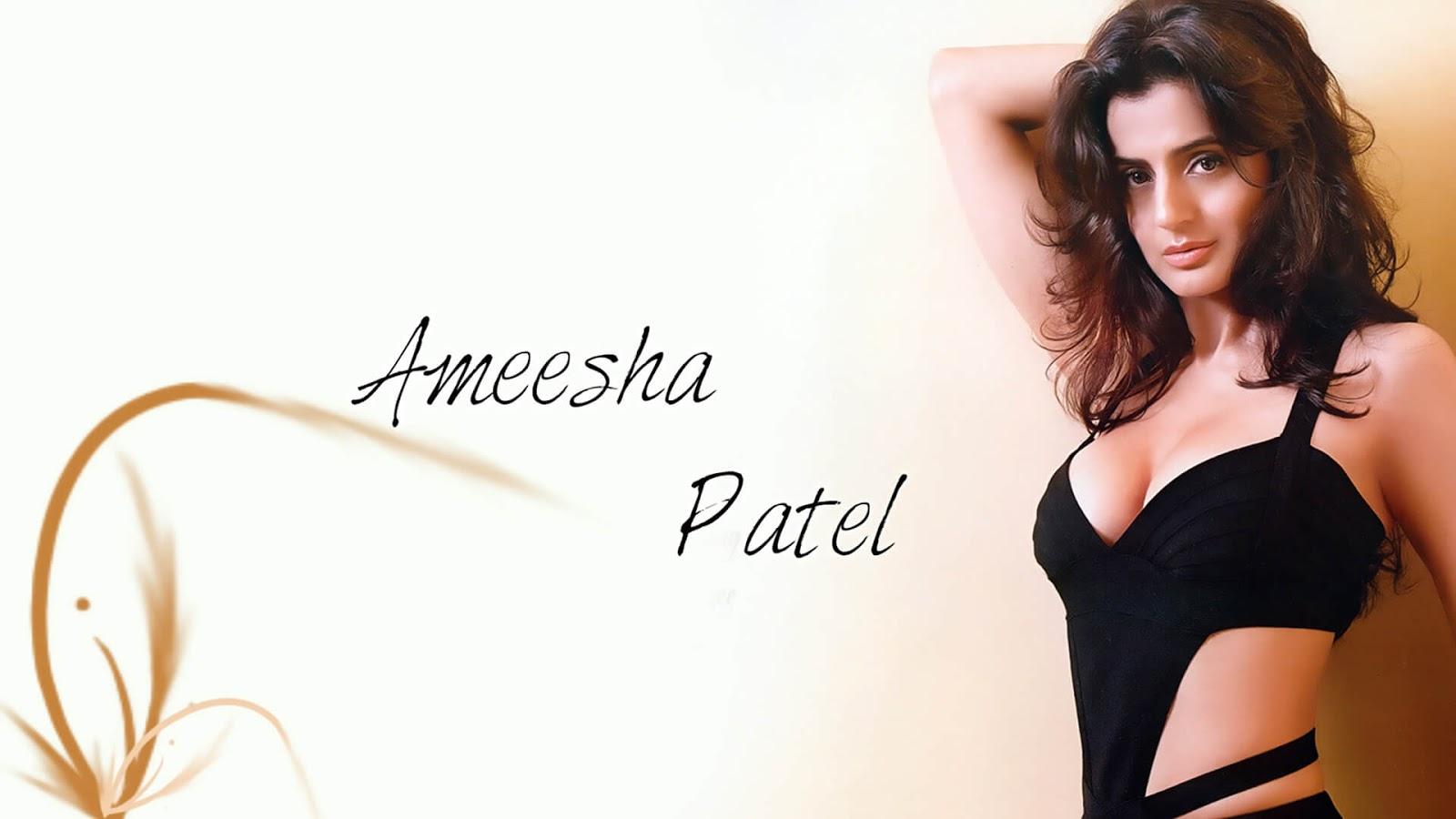 Amisha Patel Hot Wallpapers  Bikini Pics - Hd Images 1080P-8296