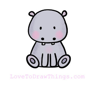 How to draw cute animals. Easy animals to draw