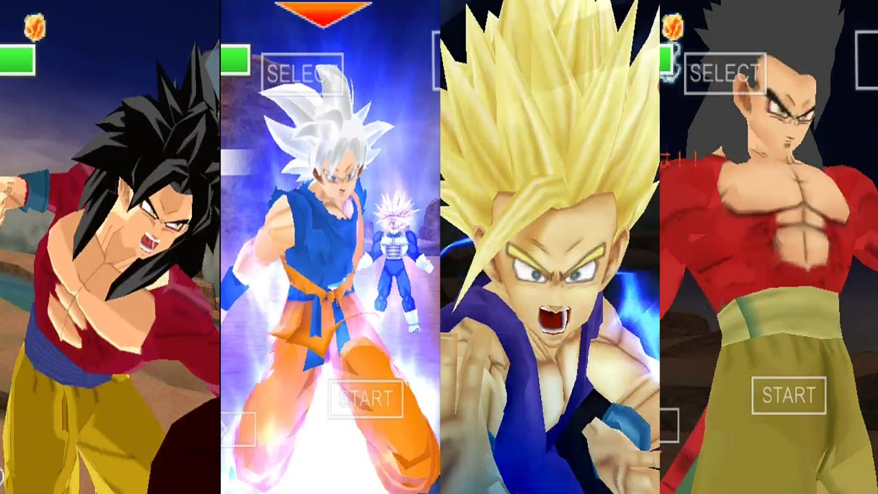 DBZ TTT SDBH MOD Download