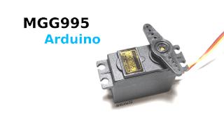 Tutorial Cara Kontrol MG995 Servo Tower Pro Derajat Arduino