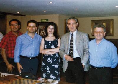 El Escorial en 1998: Fundación AICMA