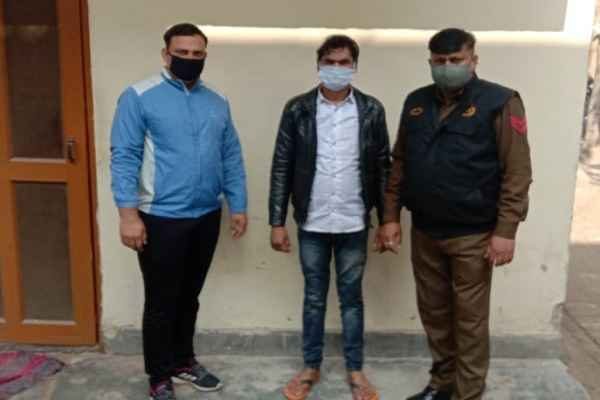faridabad-crime-branch-sector-48-arrested-accused-chor-news