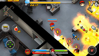 Download Game X-fire V1.8 MOD Apk ( Unlimited Money )