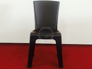 KERUSI PLASTIK MS911 V CHAIR PREMIER DARK BROWN - QUALITY MODERN CHAIR FOR RESTAURANT