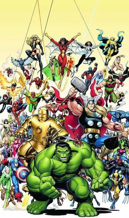 Kumpulan Gambar Baru The Avengers