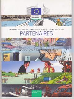 Commission Européenne, Partenaires