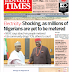 NAIJA NEWSPAPERS: TODAY'S THE DAILY TIMES NEWSPAPER HEADLINES [22 SEPTEMBER, 2017].