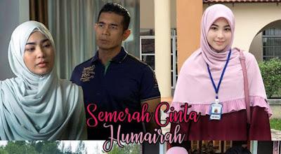 Sinopsis Drama Semerah Cinta Humairah (TV3)