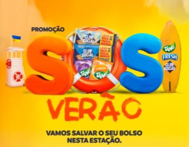 Cadastrar Promoção SOS Verão 2021