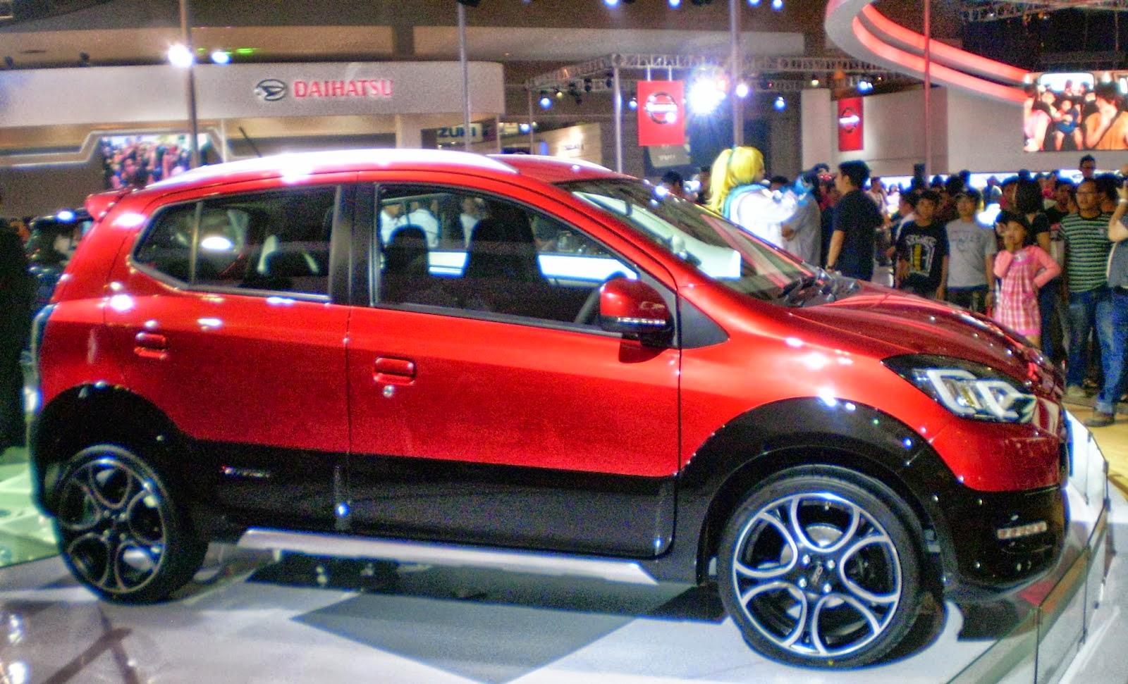 80 Modifikasi Mobil Ayla Merah Gratis Terbaru