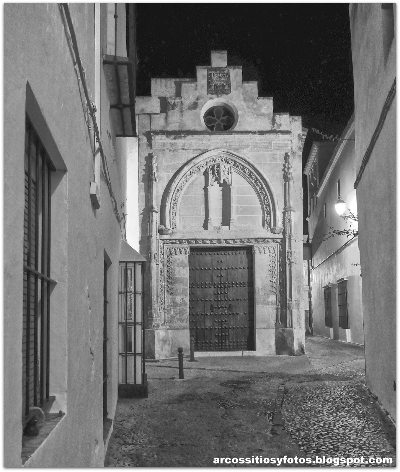 Arcos sitios y fotos calle nu ez de prado for Calle prado camacho 8