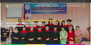 Pembuatan Website STTPA, Batu, Malang