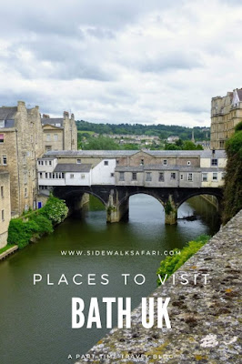 Places to visit in and around Bath UK