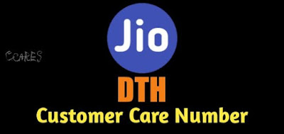 Jio Dth Customer Care Number, Jio Dth Customer Care No