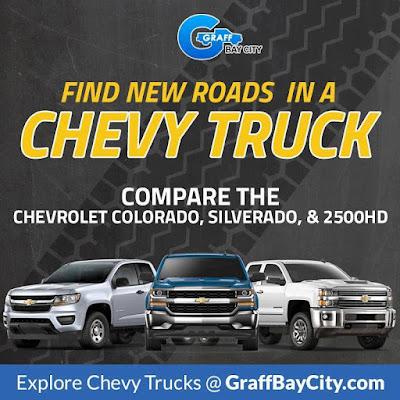 Chevrolet Truck Comparison at Graff Bay City