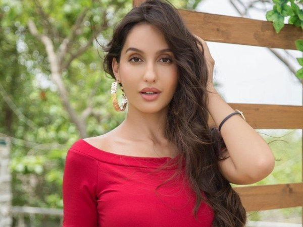 baahubali actress nora fatehi latest photo