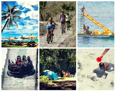 Vacaciones, ocio, familia, niños, tiempo, tiempo libre, excursiones, visitas, actividades