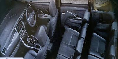 Gambar Desain Interior Nissan Livina Terbaru
