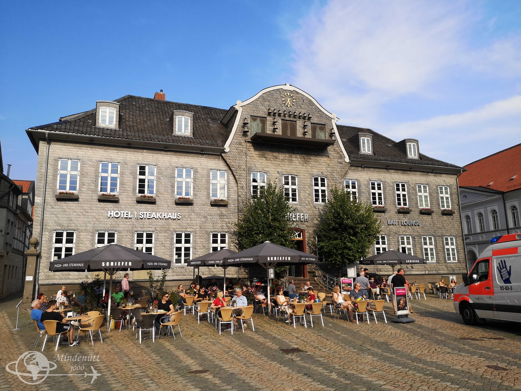 Utazás innen Quedlingburg hogy Goslar