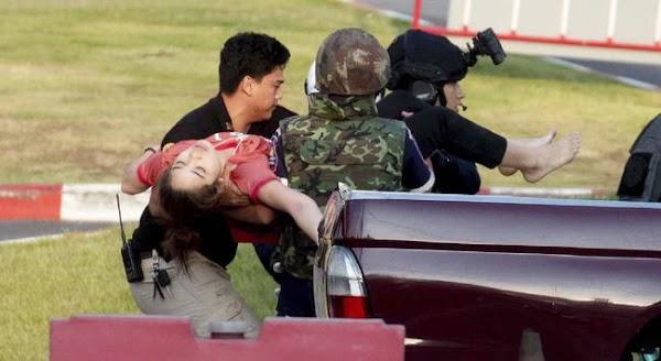 Video Penembakan di Mal, 26 Pengunjung dan Polisi Tewas
