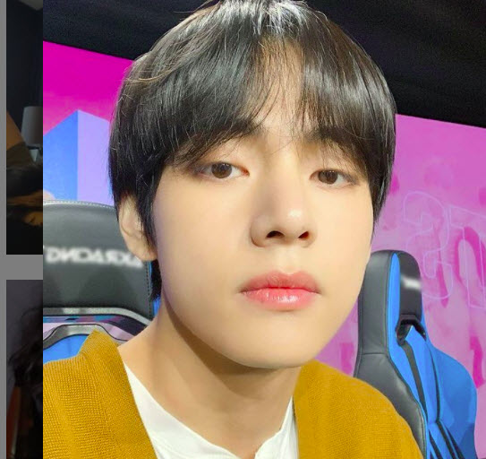 V unleashes new theories about the release of his mixtape