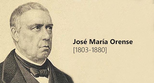José María Orense [1803-1880]