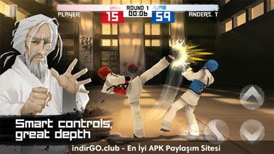 Taekwondo Game hile APK