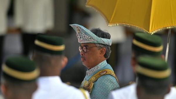 Raja Malaysia Gelar Pertemuan Khusus Bahas Keadaan Darurat
