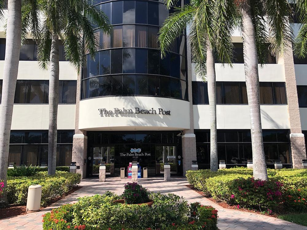 92e8bf8a8 HFF announces  20 million financing of Palm Beach Post in West Palm Beach