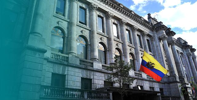 despidos vicepresidencia ecuador